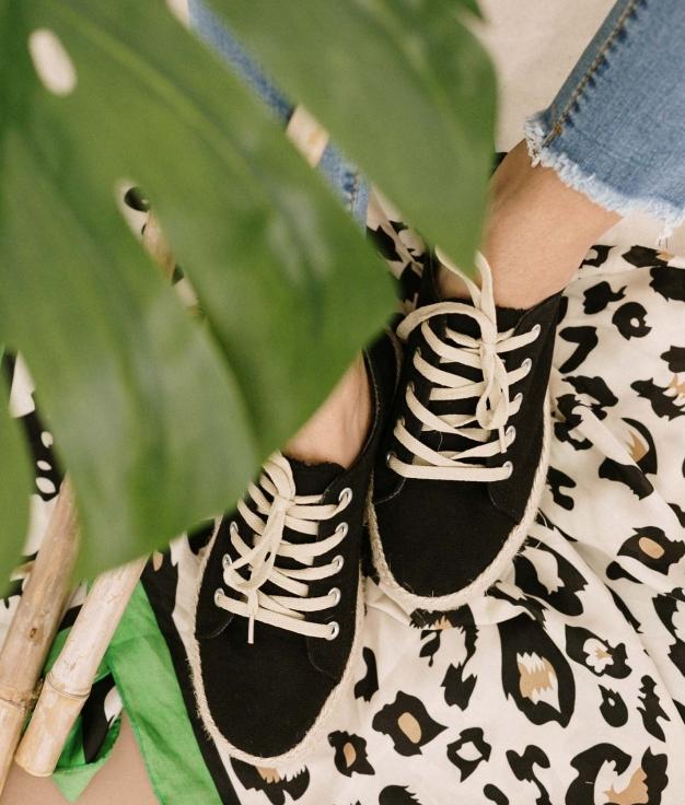 Sneakers Badona - Negro