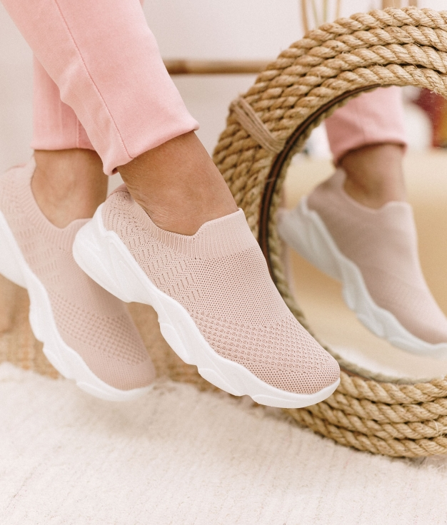 Sneakers Querin - Rose
