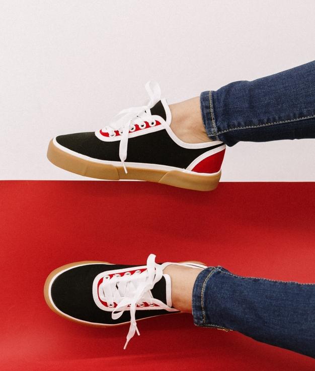 Sneakers Kineli - Noir