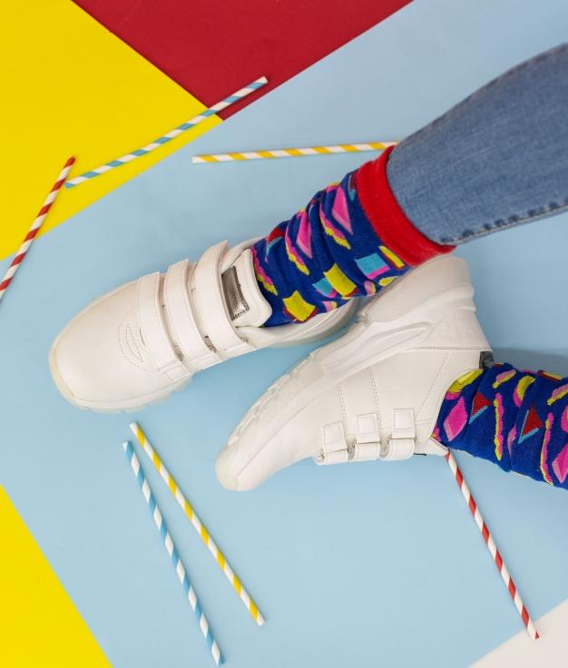 Sneakers Dabol - Bianco