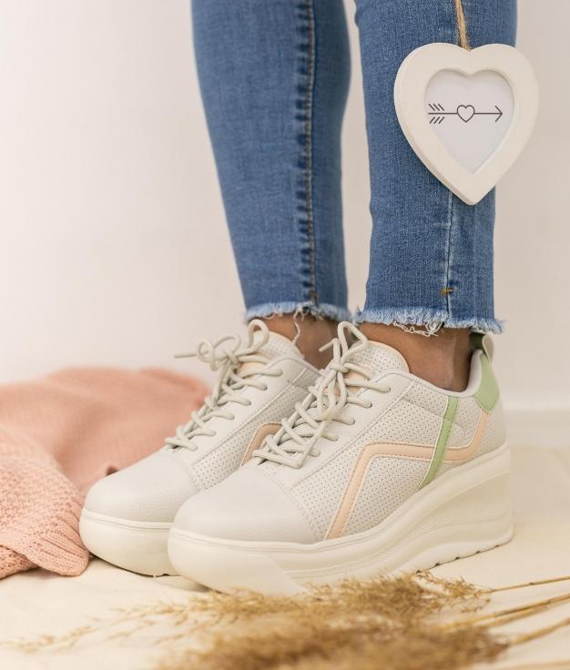 Sneakers Jawo - Gris