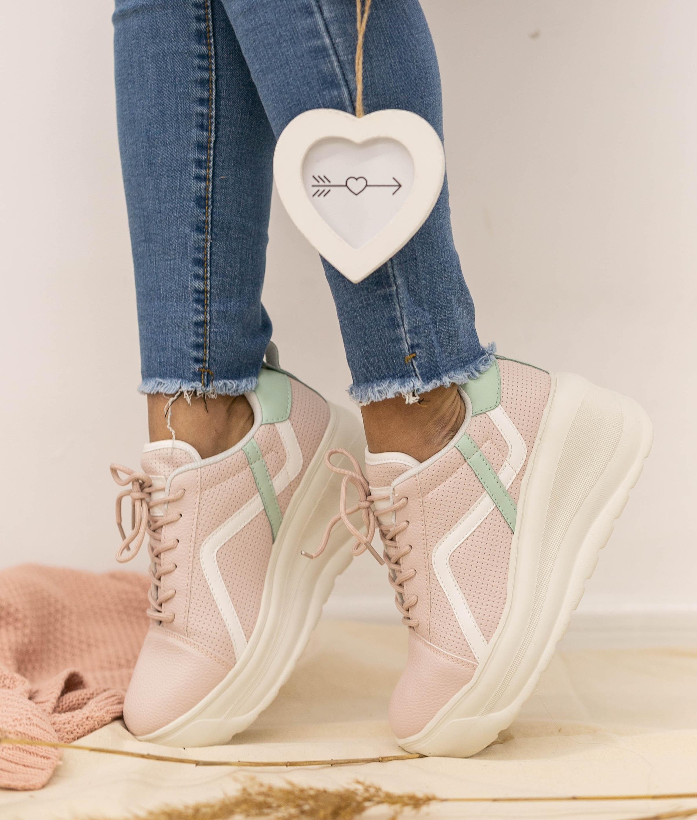 Sneakers Jawo - Nude