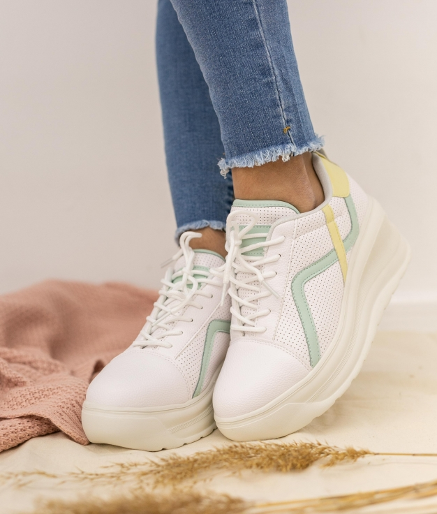 Sneakers Jawo - Blanc