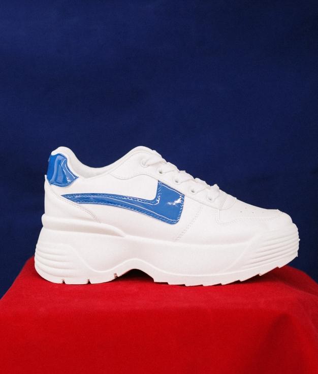 Sneakers Chilen - Bleu