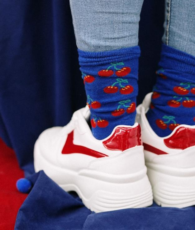 Sneakers Chilen - Rosso