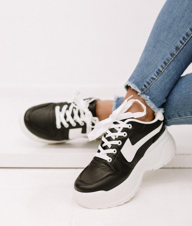 Sneakers Chilen - Noir
