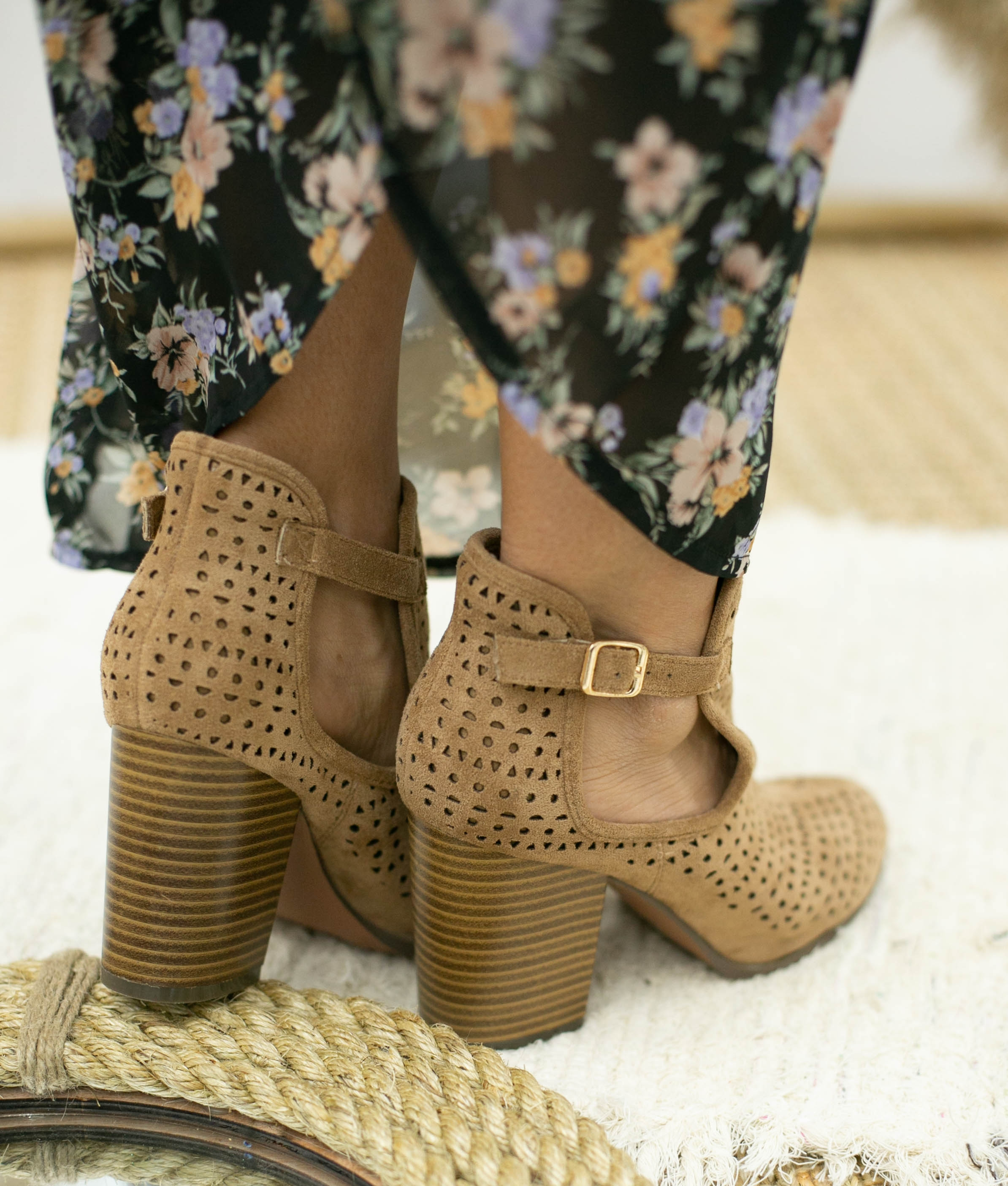 Knee-length Boot Figus - Camel