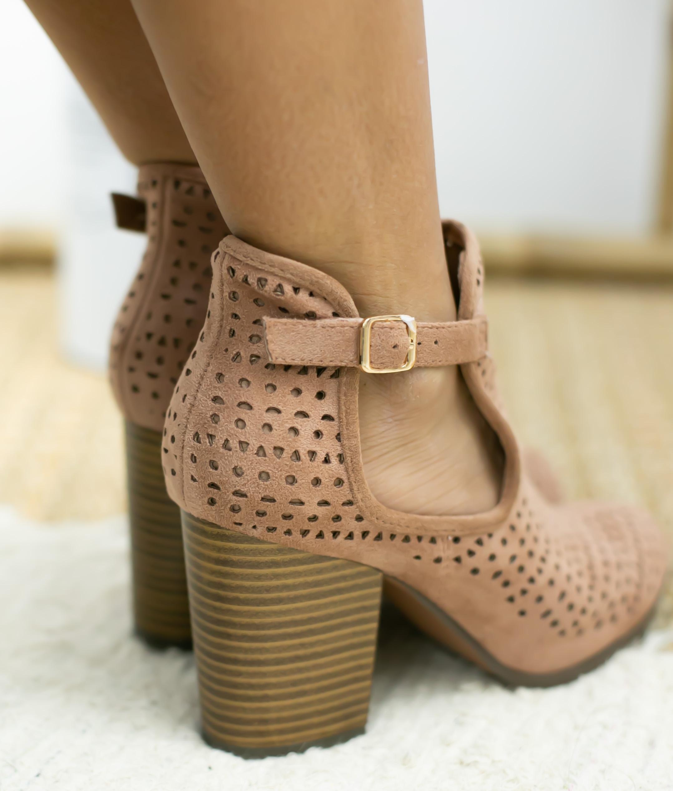 Knee-length Boot Figus - Pink