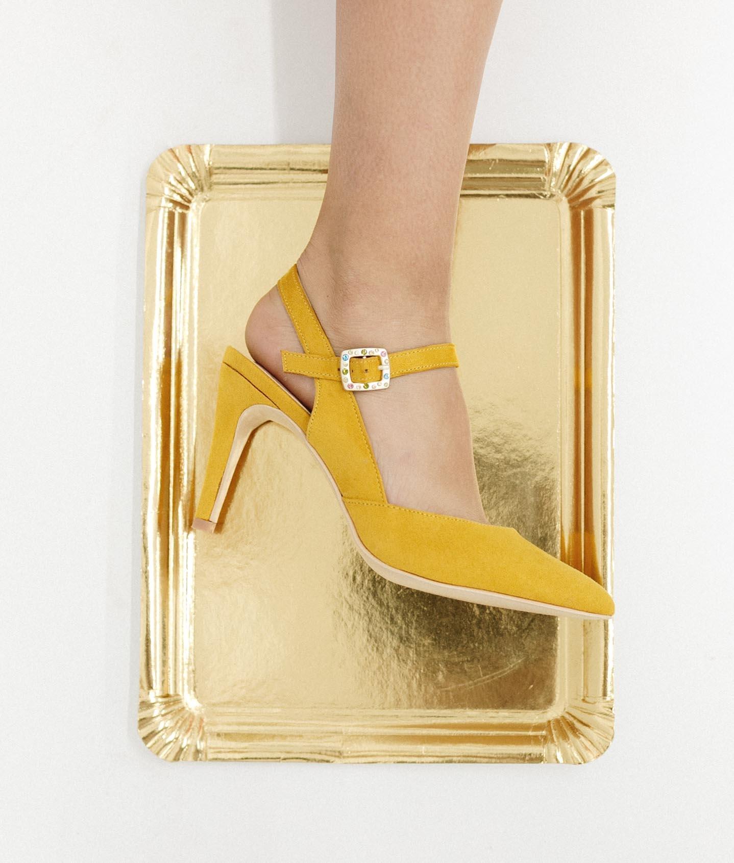 High Sandal Wana - Yellow