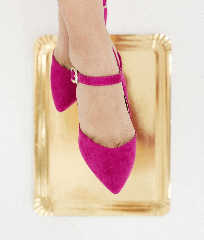 High Sandal Wana - Fuchsia