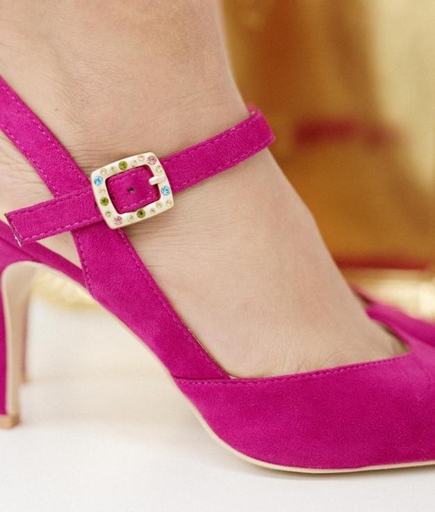 Shoes Wana - Fuchsia