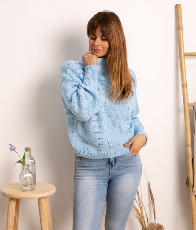 Maillot Jalulu - Bleu