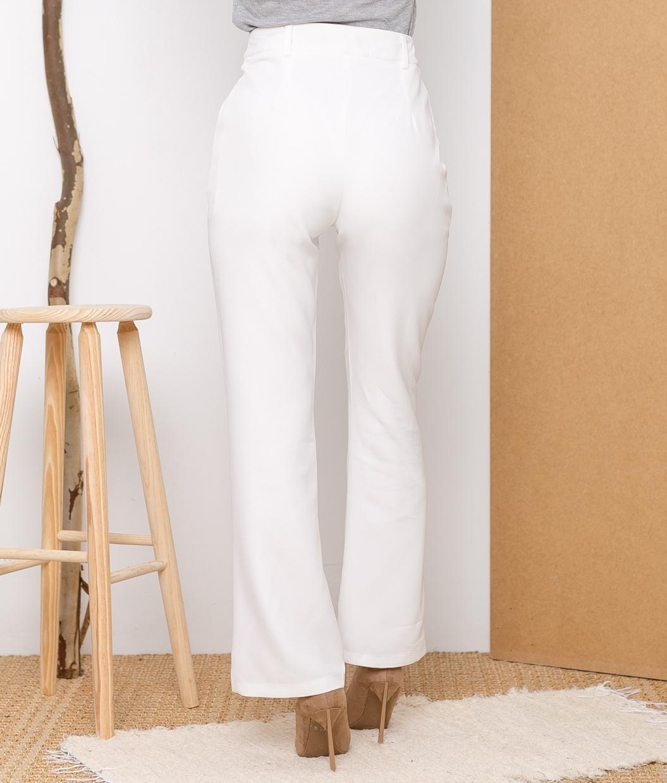 Pantalón Kine - White