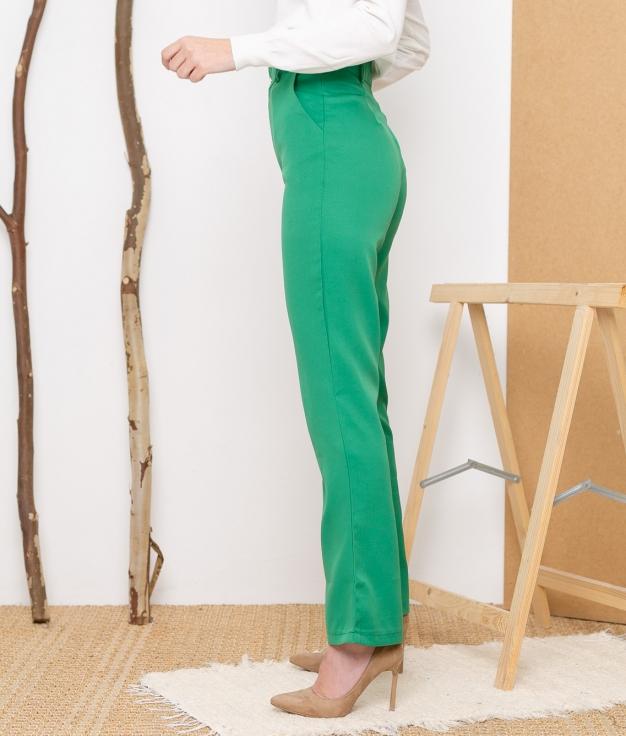 Pantalón Kine - Vert