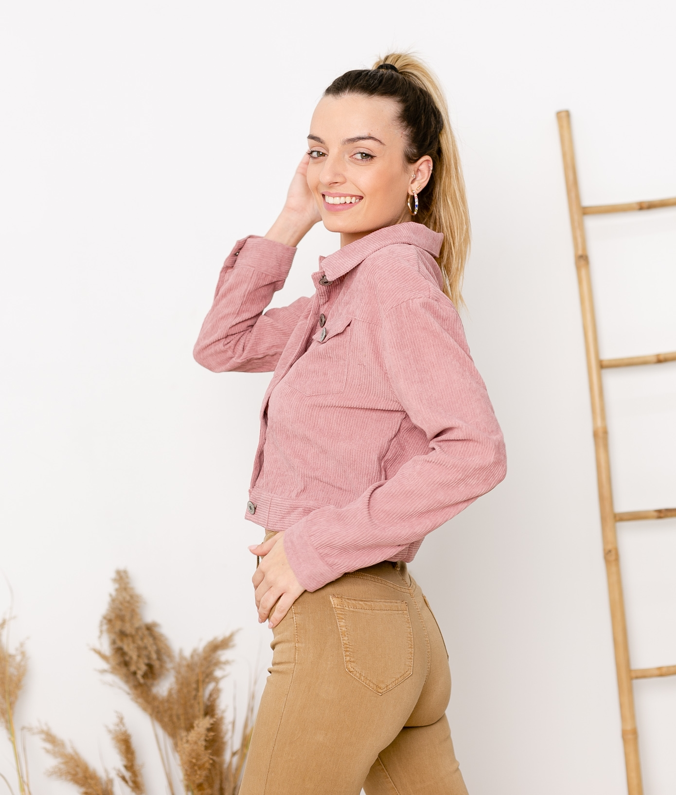 Chaqueta Lafa - Pink