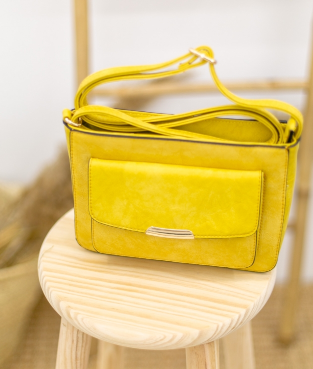 Bandolera Firna - Amarelo