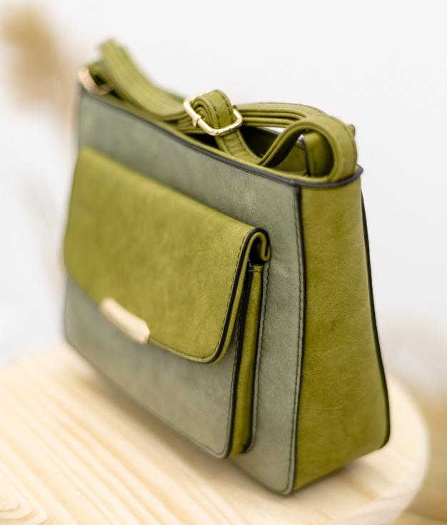 Bag Firna - Green