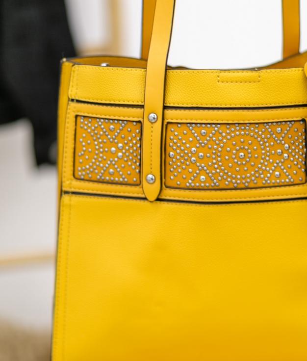 Bolsa Zalna - Amarelo