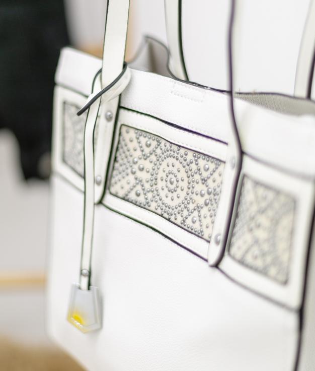 Bag Zalna - White