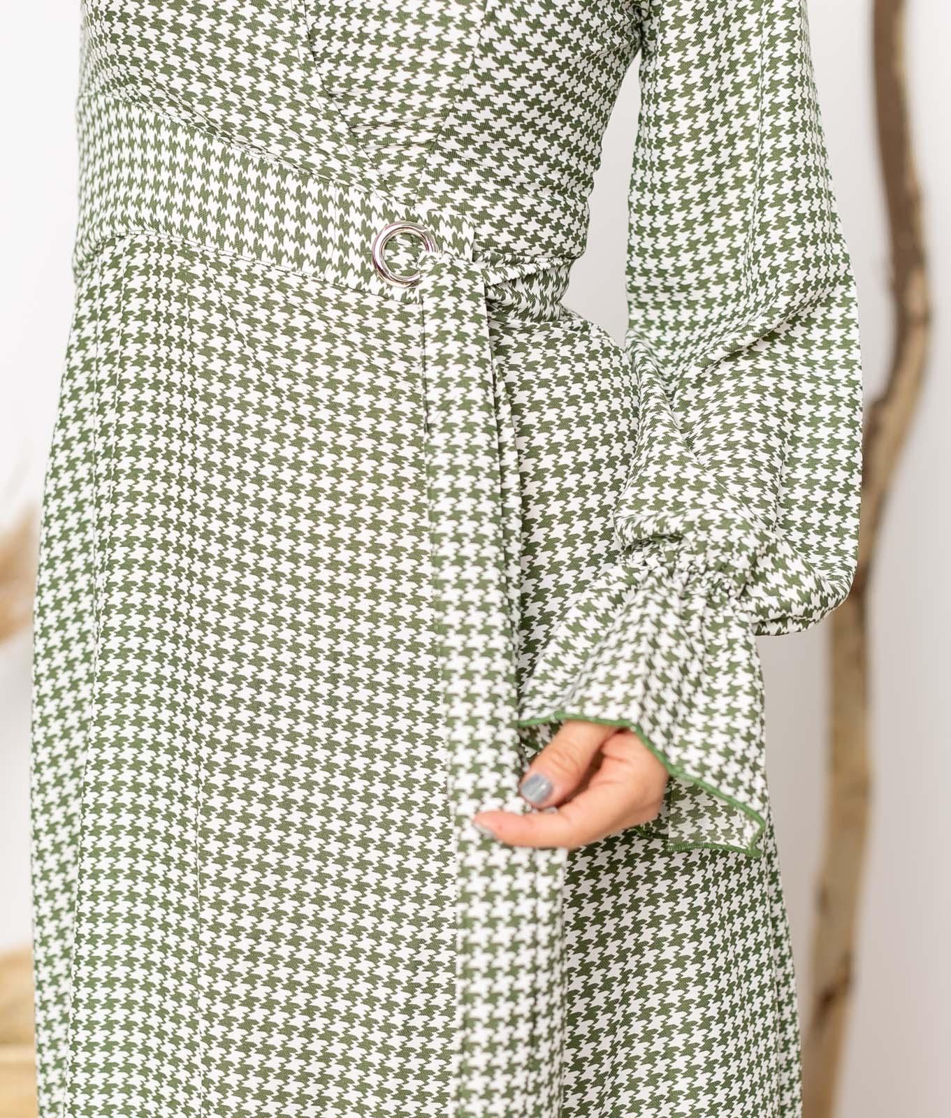 Dress Eskuna - Green
