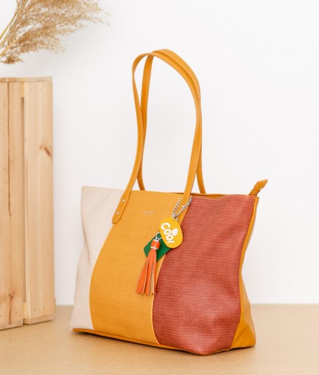Bag Corola - Mustard