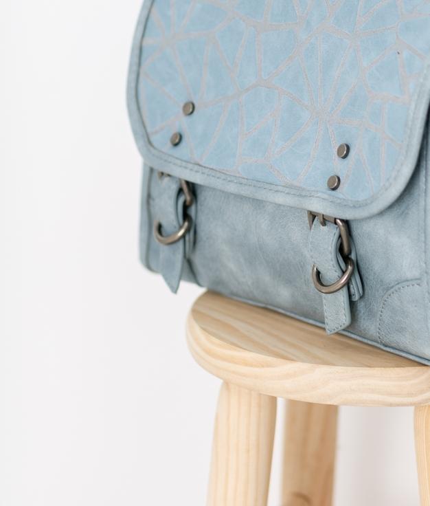 Bag Rumber - Blue