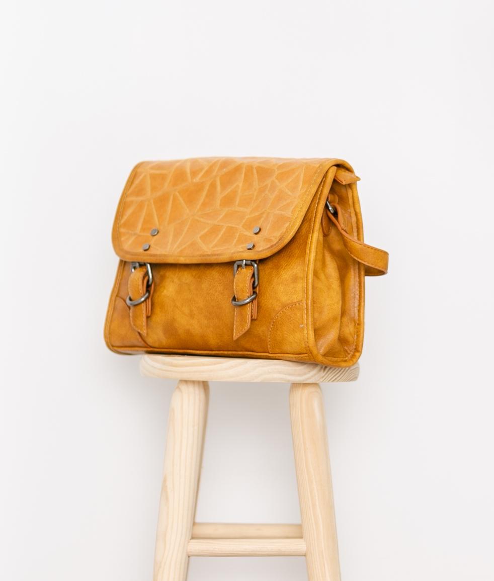 Bag Rumber - Camel