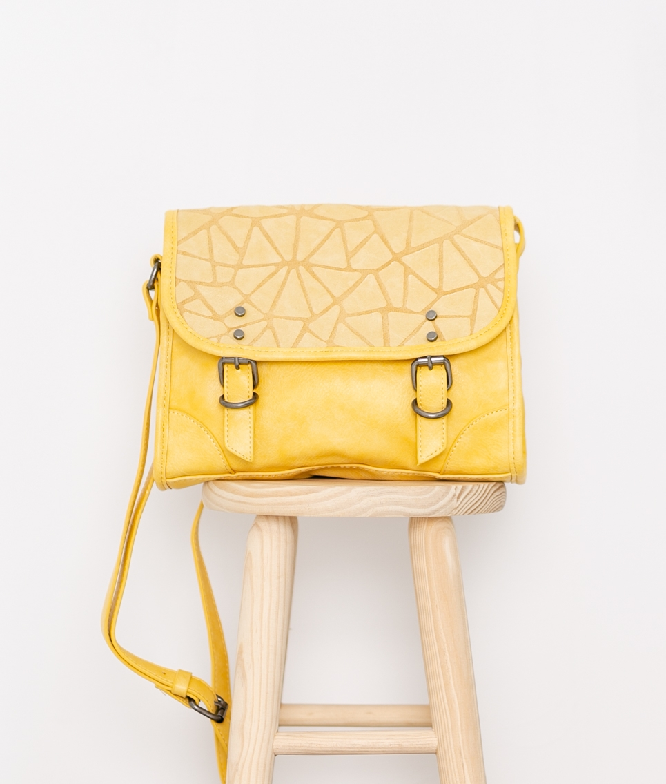 Bandolera Rumber - Amarelo
