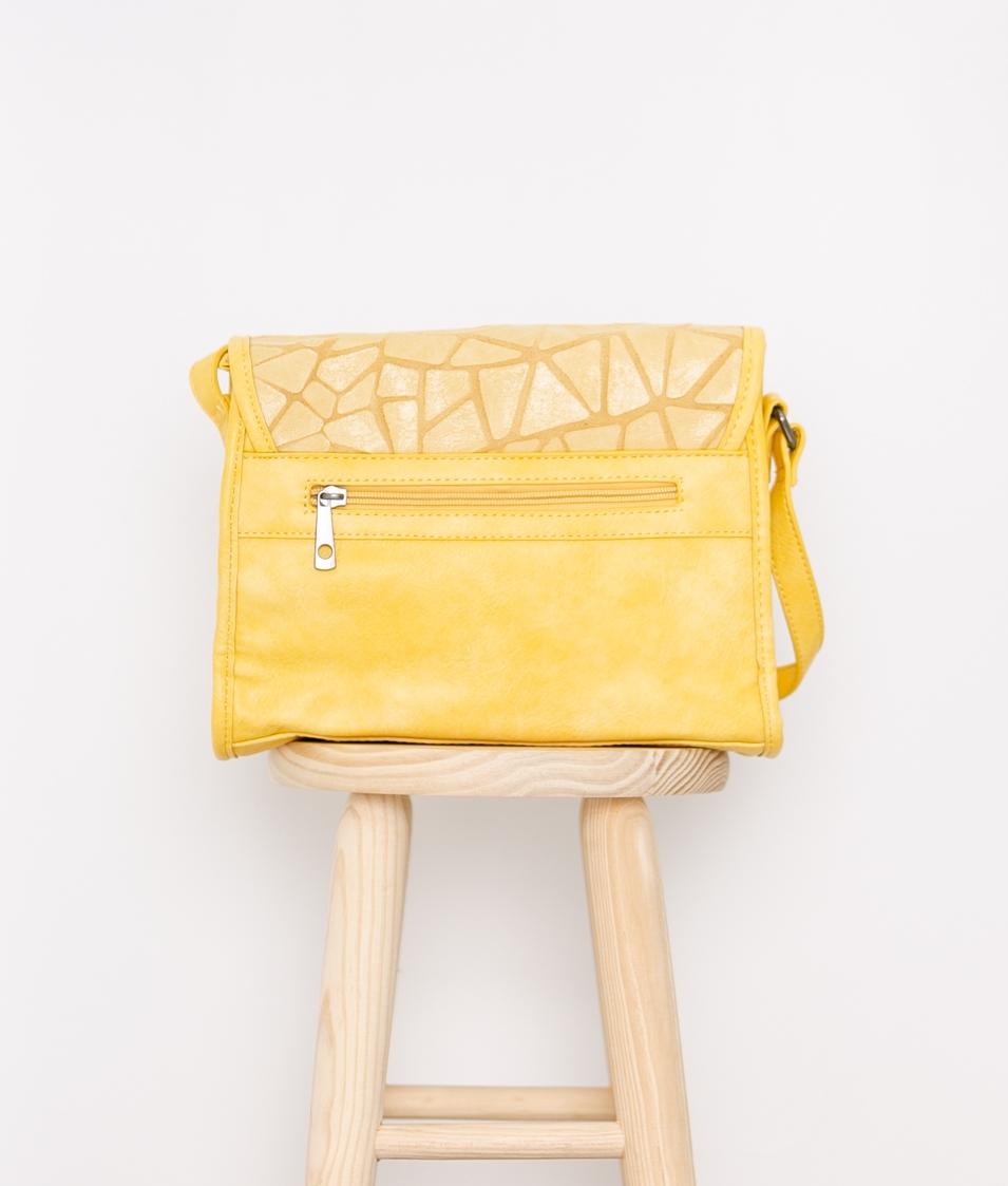 Bag Rumber - Yellow
