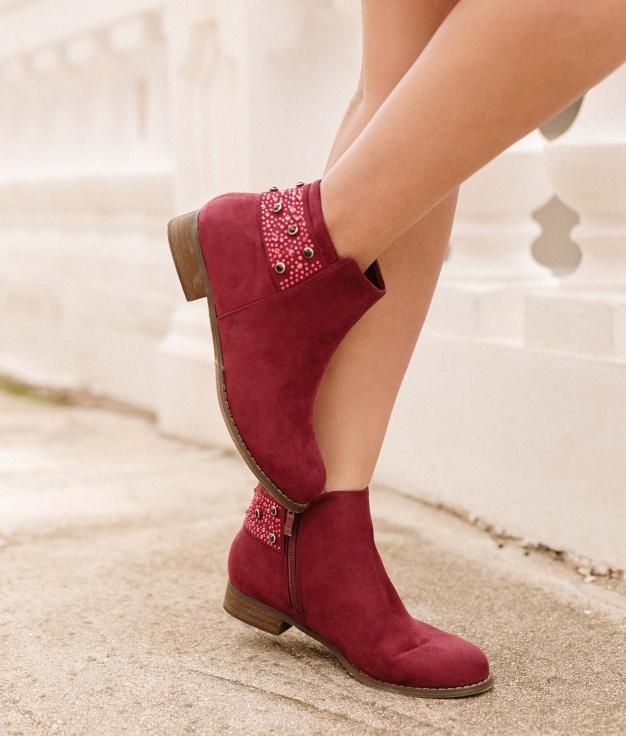 Boot Sansa - Red