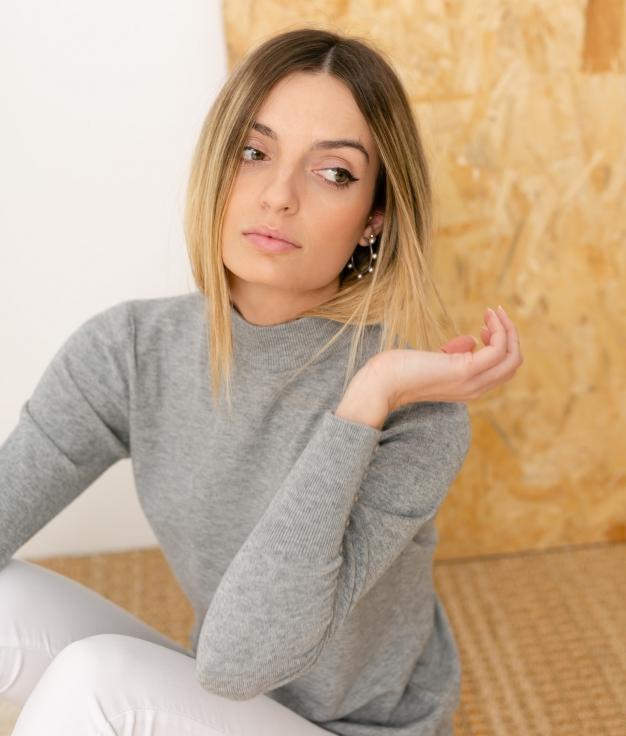 Sweater Pantor - Grey