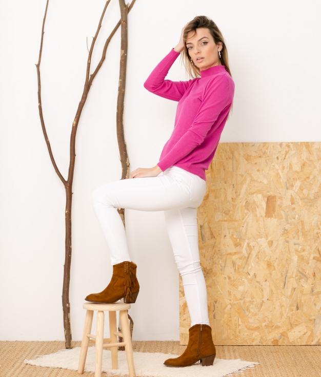 Sweater Pantor - Fuchsia