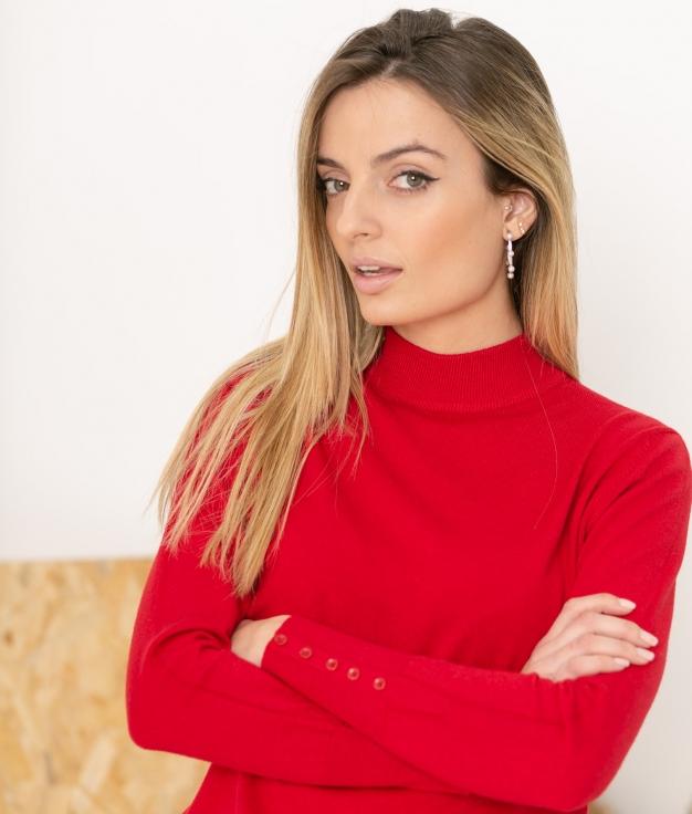 Jersey Pantor - Rojo