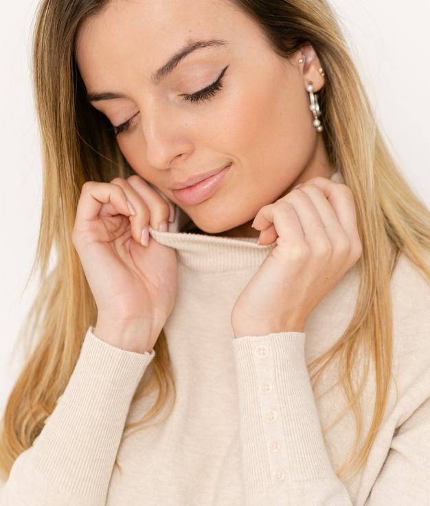 Sweater Pantor - Beige