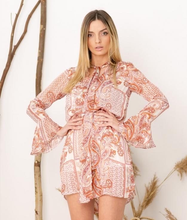Vestido Tande - Pink