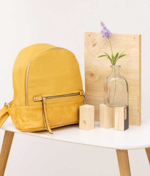 Backpack Cejera - Yellow