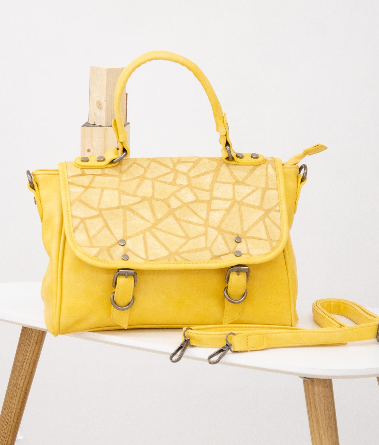 Bag Corine - Yellow