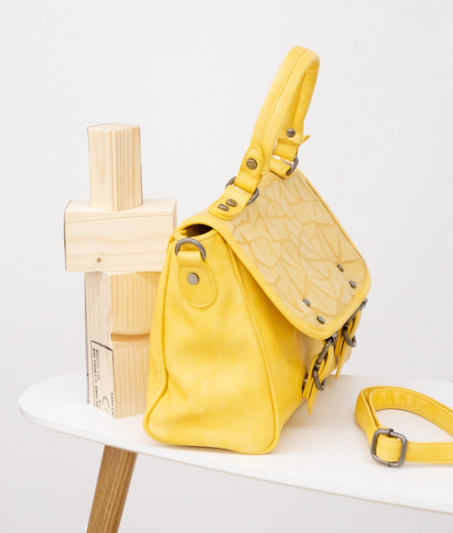 Bandolera Corine - Amarelo
