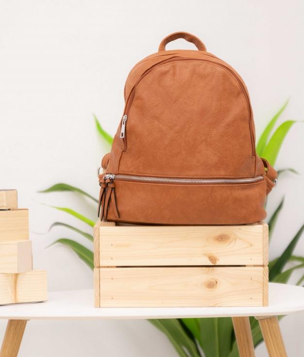 Backpack Largen - Camel