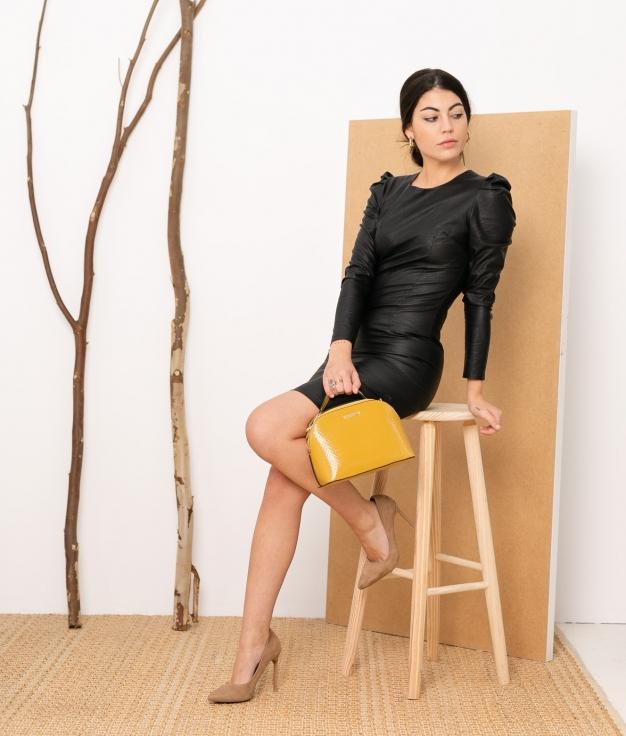 Vestido Sungo - Preto