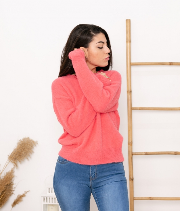 Sweater Odei - Pink