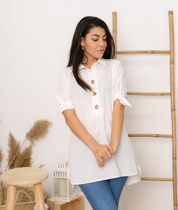 Blusa Chango - Branco