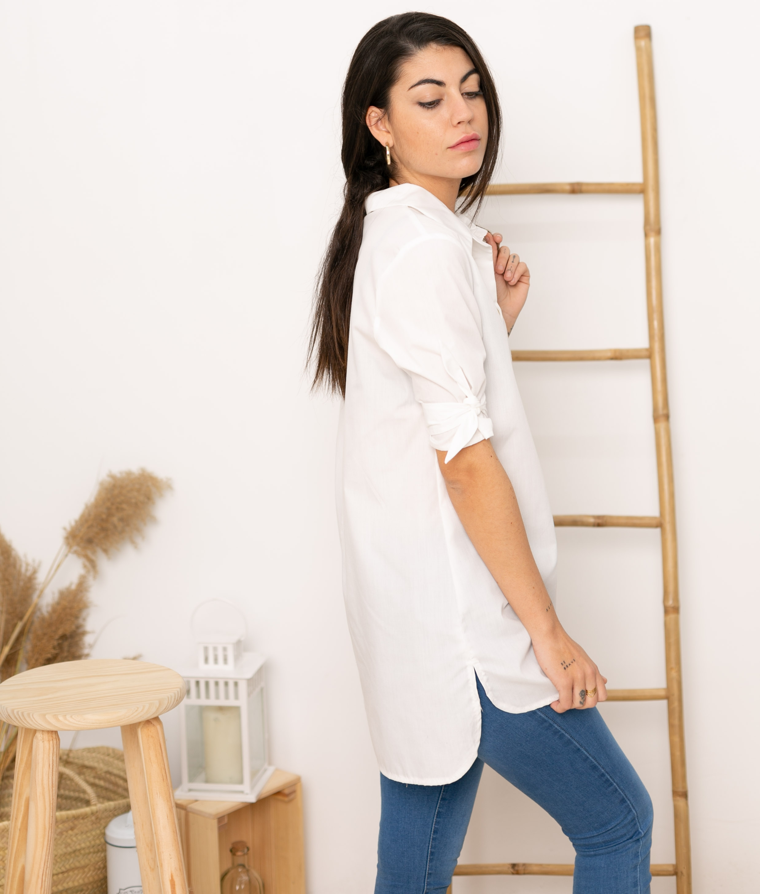 Blouse Chango - Blanc