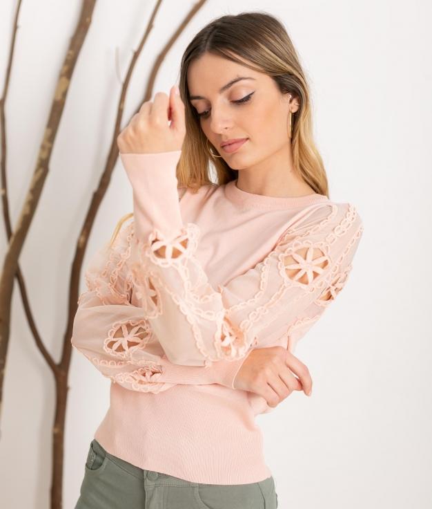 Sweater Ermila - Pink