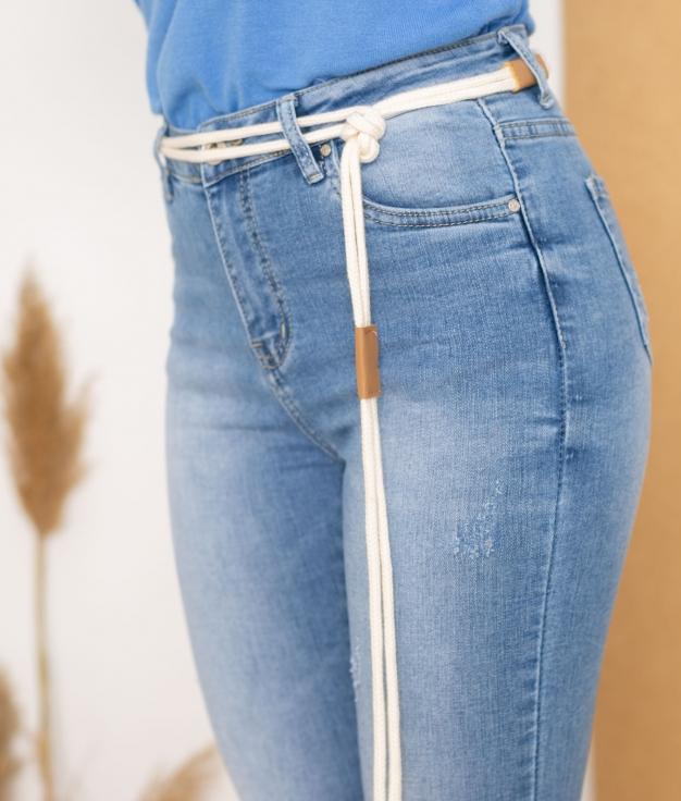 Pantaloni Nory - Denim