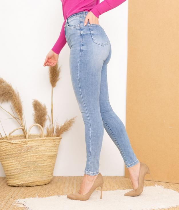 Pantalon Celtia - Denim