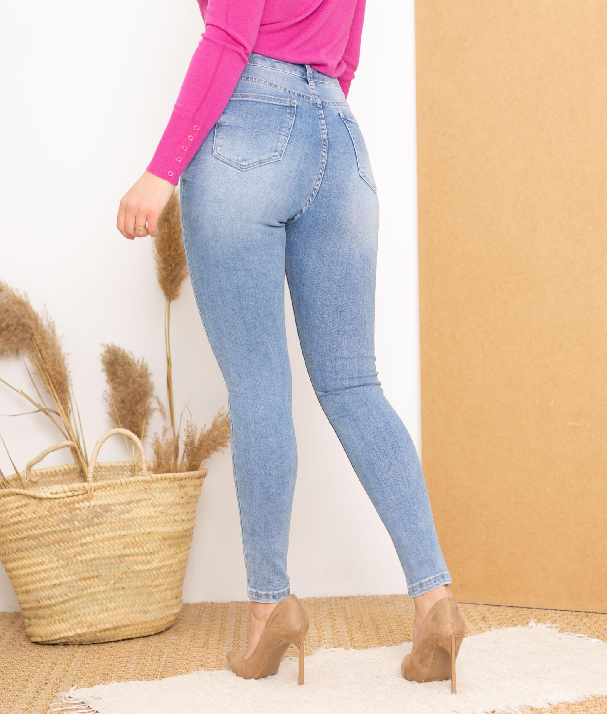 Trousers Celtia - Denim