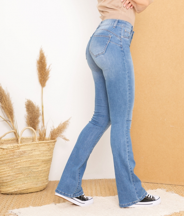 Pantaloni Aleixo - Denim
