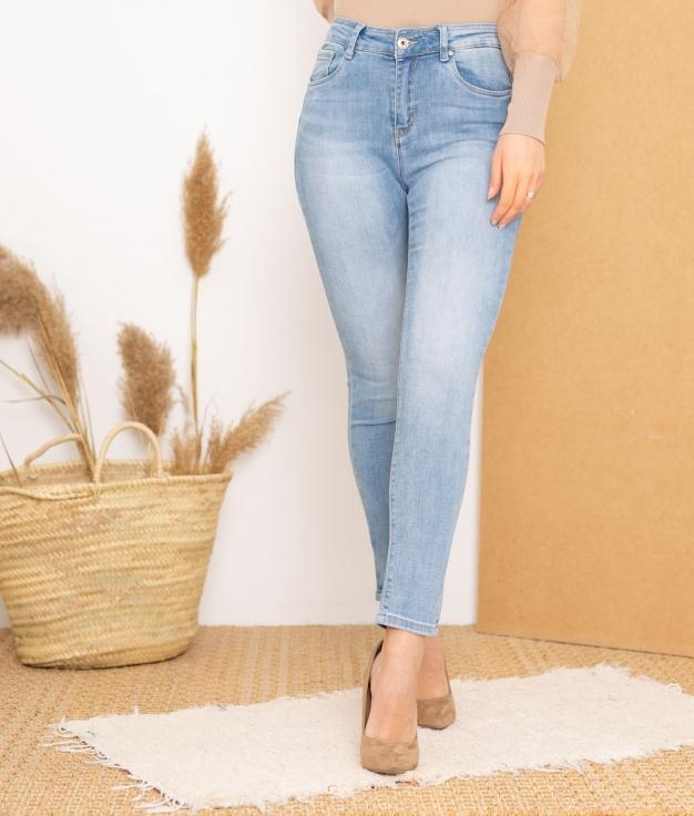 Pantaloni Sabela - Denim