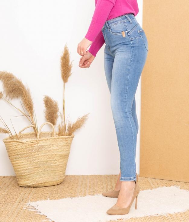 Pantaloni Basilio - Denim